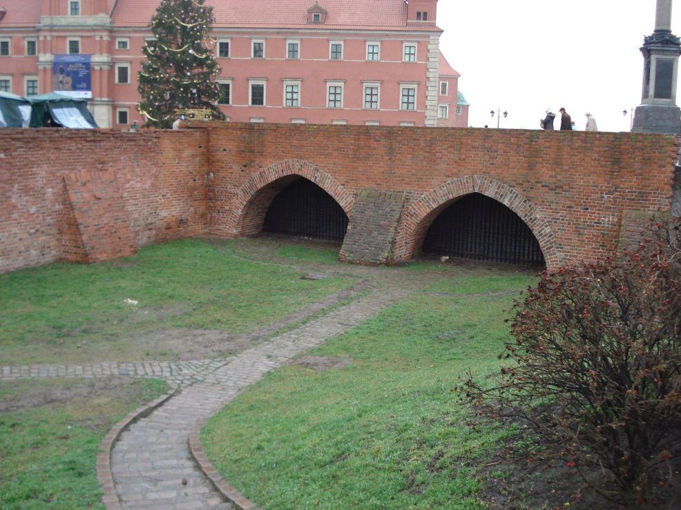 2007-01-06 Warszawa - Zamek Królewski (5)