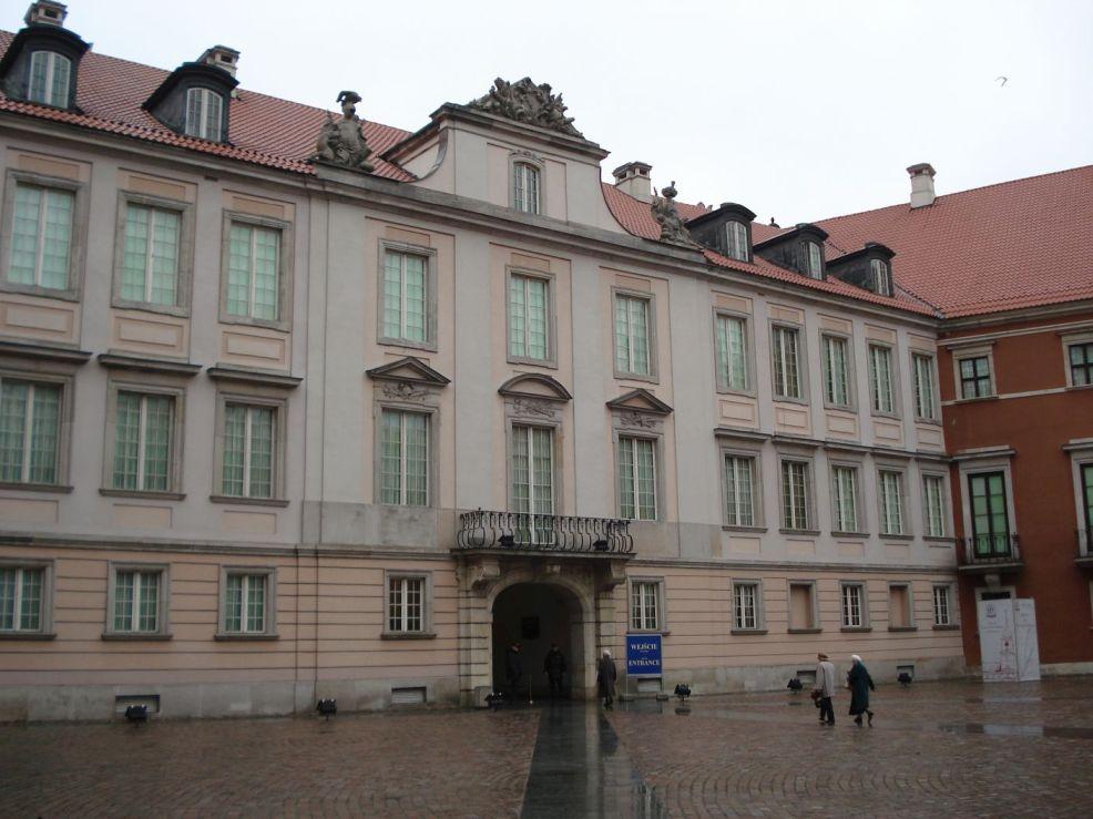2007-01-06 Warszawa - Zamek Królewski (50)