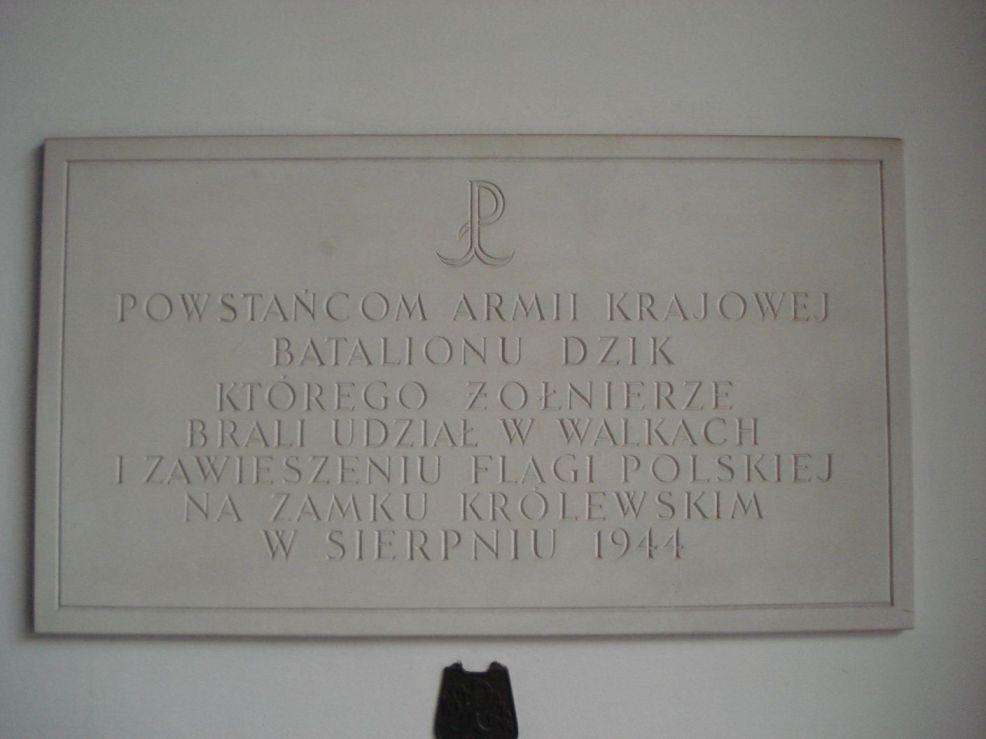 2007-01-06 Warszawa - Zamek Królewski (51)