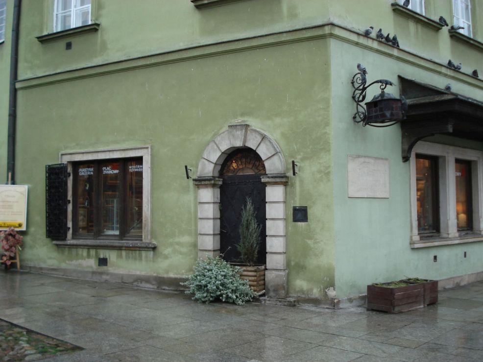 2007-01-06 Warszawa - Zamek Królewski (56)
