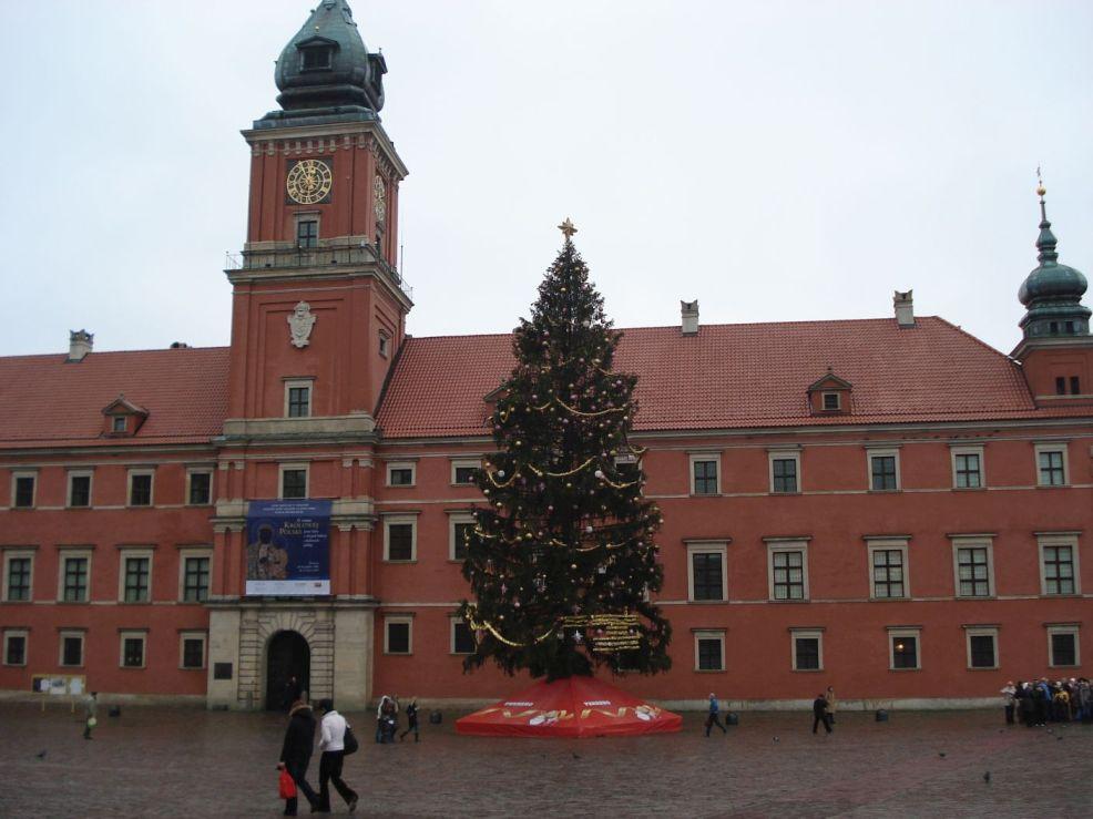 2007-01-06 Warszawa - Zamek Królewski (57)