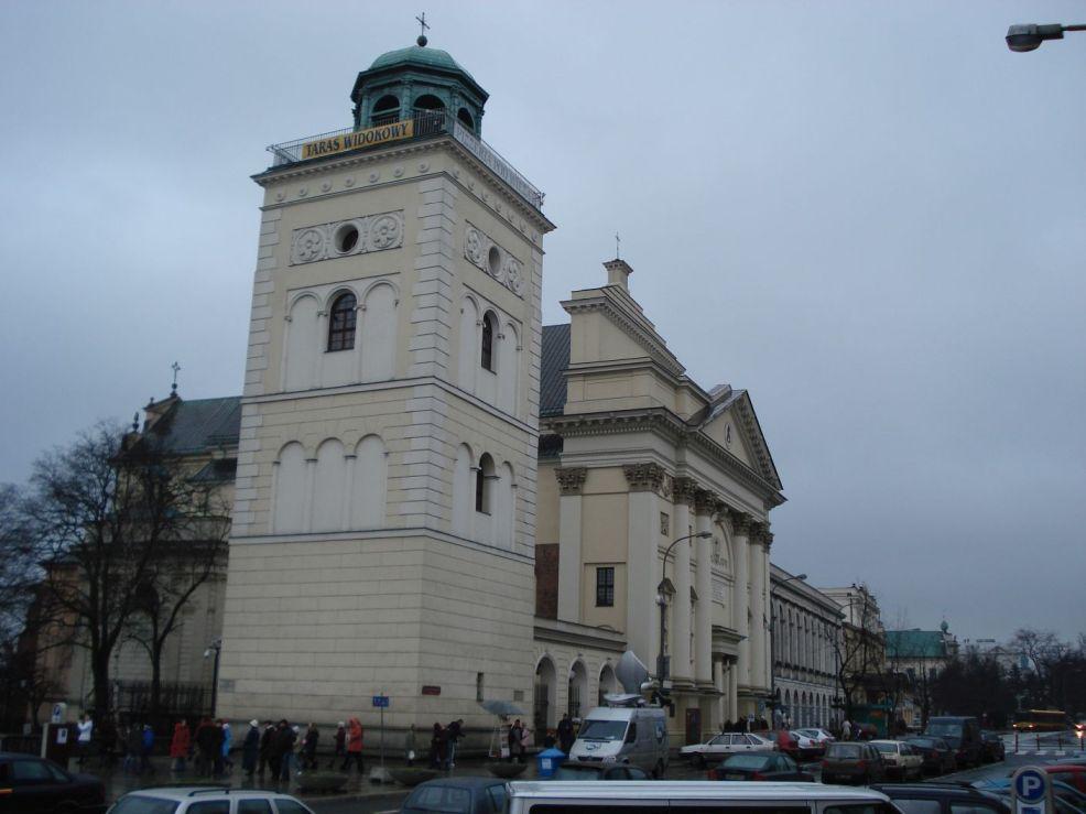 2007-01-06 Warszawa - Zamek Królewski (68)
