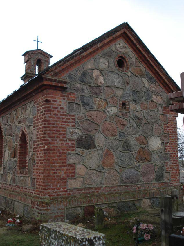 2007-01-14 Żelazna - cmentarz parafialny (10)