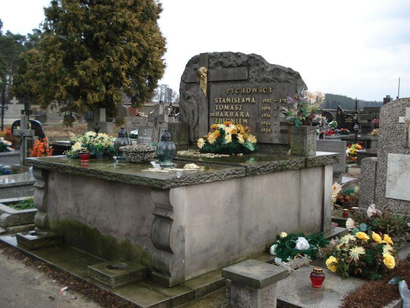 2007-01-14 Żelazna - cmentarz parafialny (12)