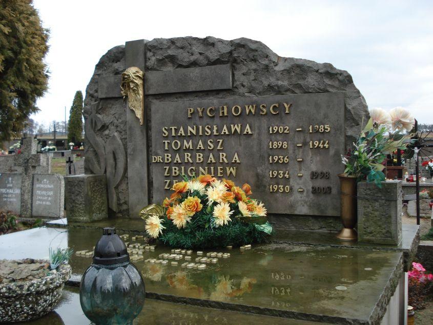 2007-01-14 Żelazna - cmentarz parafialny (13)