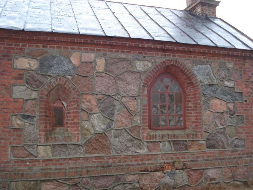 2007-01-14 Żelazna - cmentarz parafialny (14)