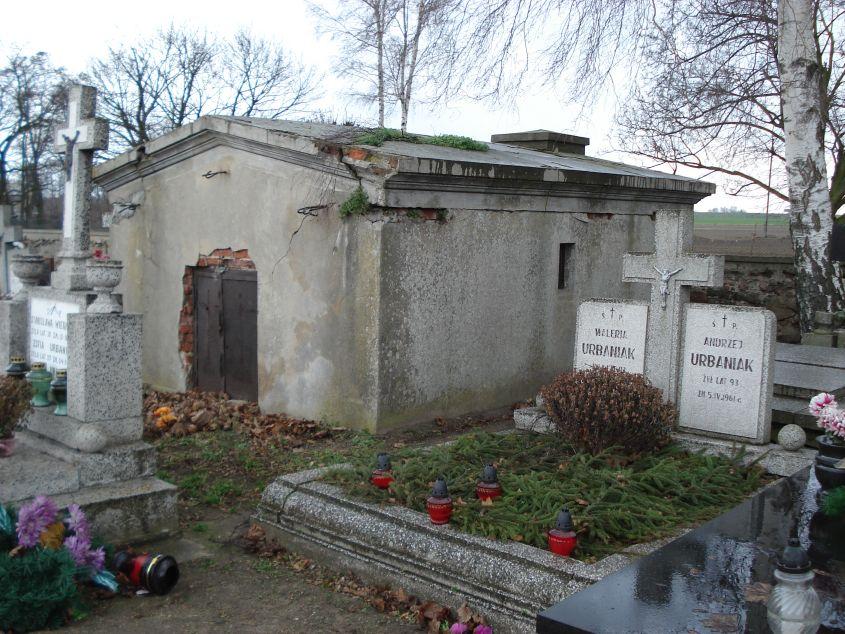 2007-01-14 Żelazna - cmentarz parafialny (17)