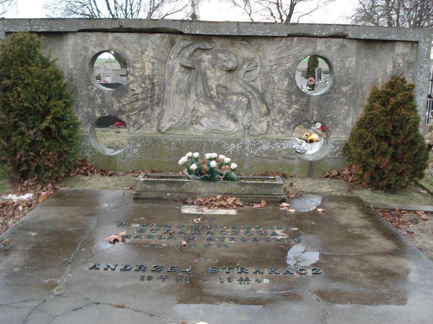 2007-01-14 Żelazna - cmentarz parafialny (19)