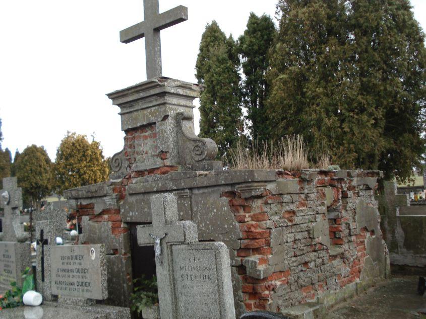 2007-01-14 Żelazna - cmentarz parafialny (7)
