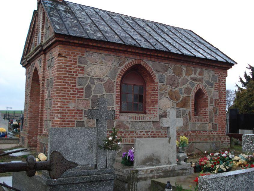 2007-01-14 Żelazna - cmentarz parafialny (9)