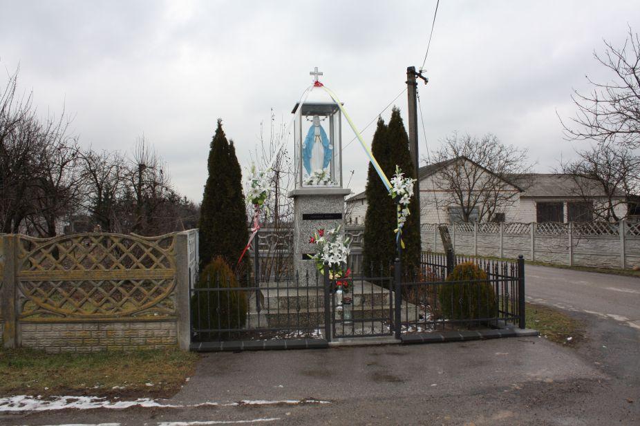 2019-01-29 Jeziorzec kapliczka nr1 (1)
