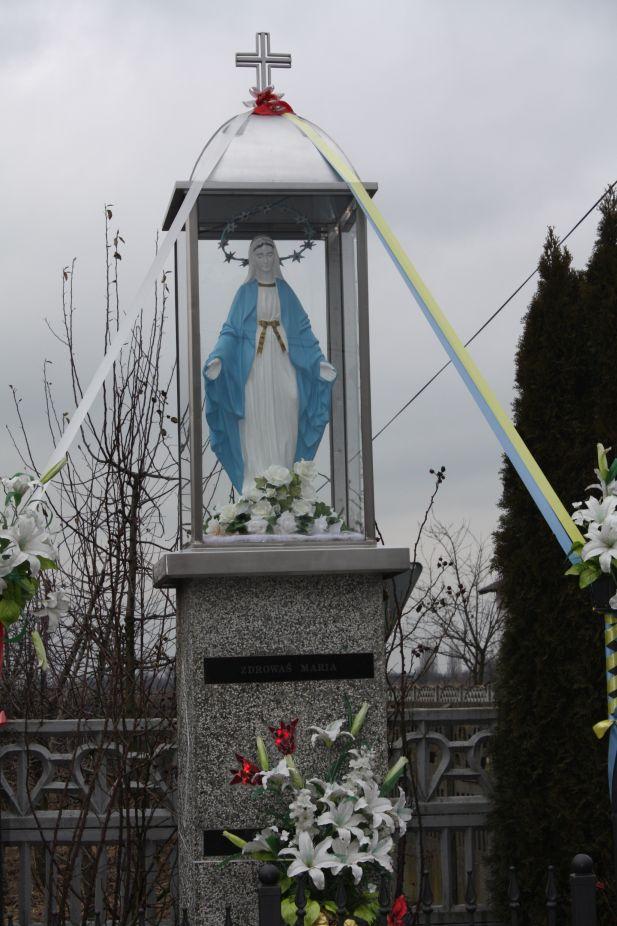 2019-01-29 Jeziorzec kapliczka nr1 (4)