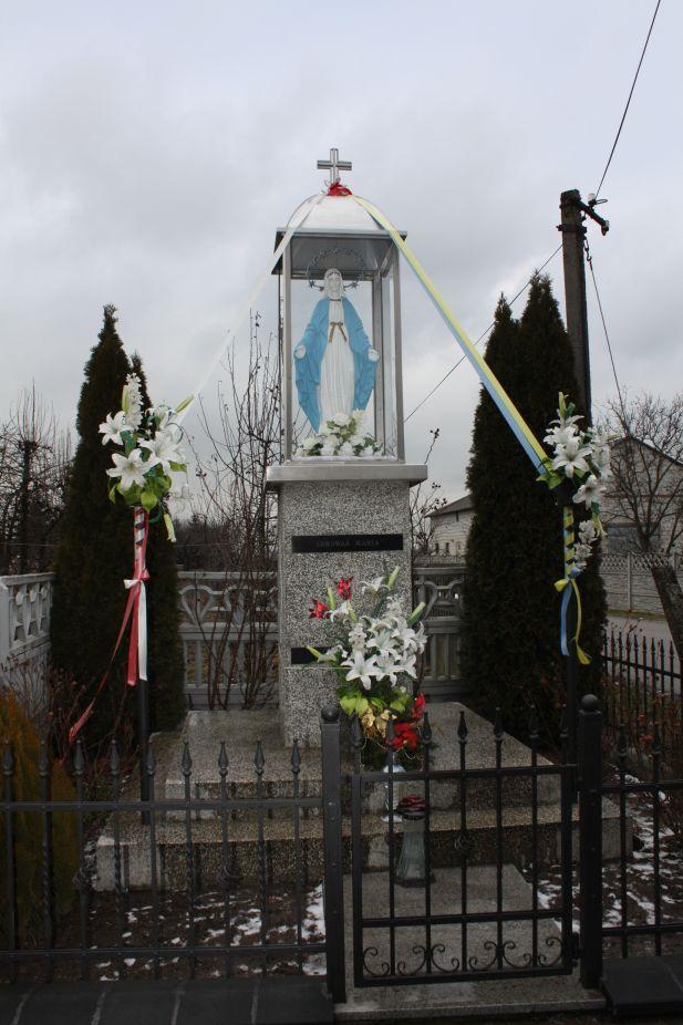 2019-01-29 Jeziorzec kapliczka nr1 (7)