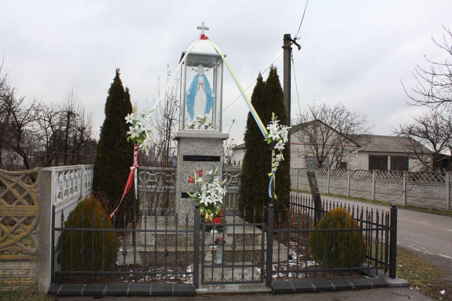 2019-01-29 Jeziorzec kapliczka nr1 (8)