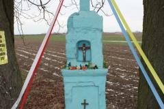 2019-01-29 Jeziorzec kapliczka nr2 (10)