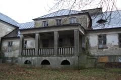 2007-01-14 Wilkowice - pałac (1)