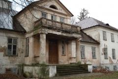 2007-01-14 Wilkowice - pałac (6)