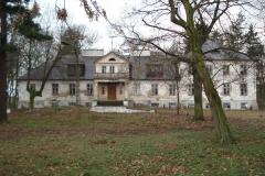 2007-01-14 Wilkowice - pałac (9)