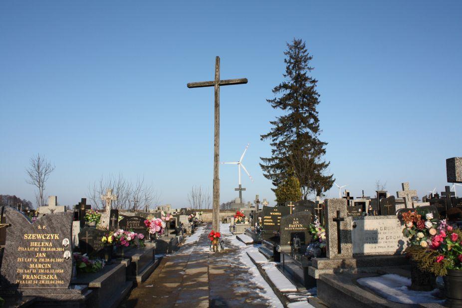 2019-02-08 Wysokienice - cm. parafialny (23)