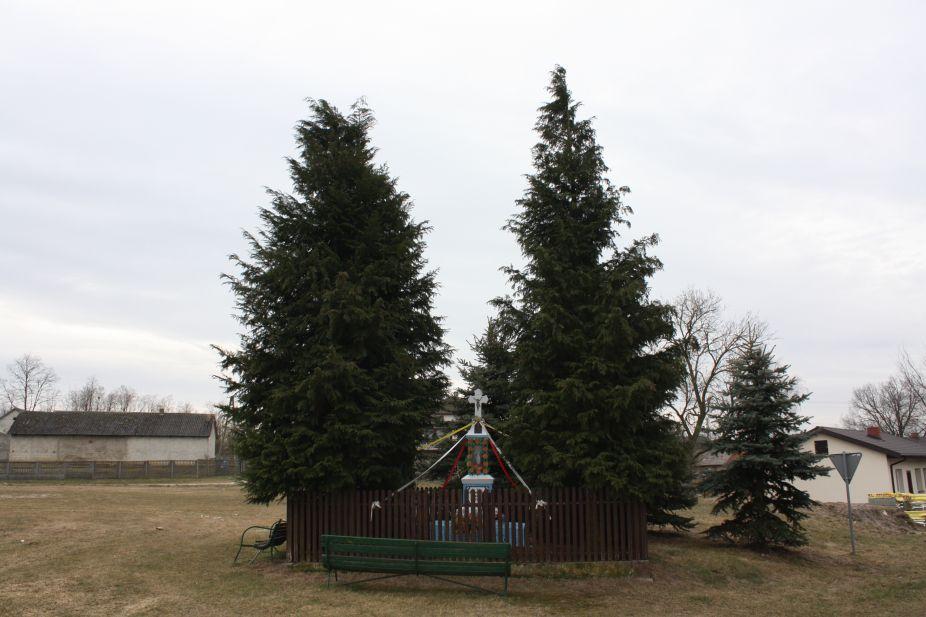 2019-02-24 Kawęczyn kapliczka nr1 (16)