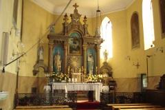 2006-08-15 Inowłódz - kościół murowany parafialny (1)