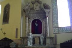 2006-08-15 Inowłódz - kościół murowany parafialny (3)