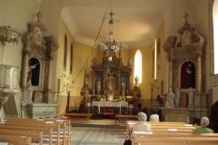 2006-08-15 Inowłódz - kościół murowany parafialny (4)