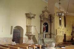 2006-08-15 Inowłódz - kościół murowany parafialny (5)