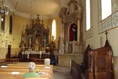 2006-08-15 Inowłódz - kościół murowany parafialny (6)