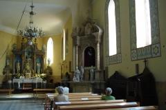 2006-08-15 Inowłódz - kościół murowany parafialny (7)