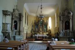 2006-08-15 Inowłódz - kościół murowany parafialny (8)