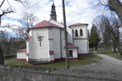 2011-04-10 Inowłódz - kościół murowany (11)