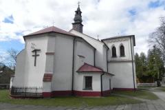 2011-04-10 Inowłódz - kościół murowany (4)