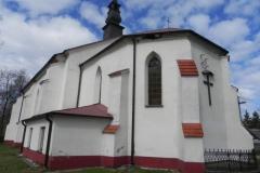 2011-04-10 Inowłódz - kościół murowany (5)