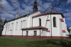 2011-04-10 Inowłódz - kościół murowany (6)