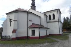 2011-04-10 Inowłódz - kościół murowany (7)