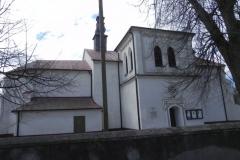 2011-04-10 Inowłódz - kościół murowany (9)