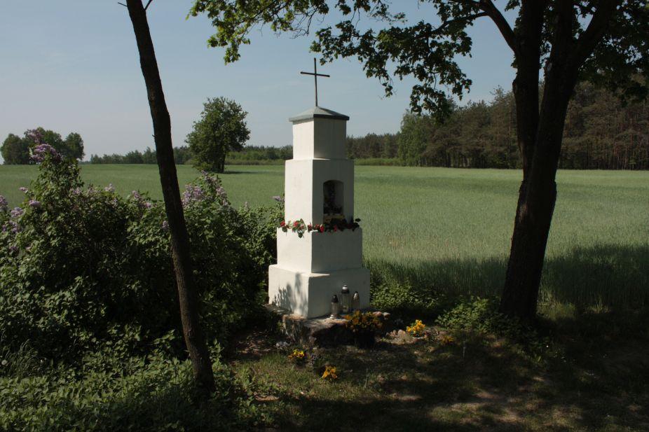 2018-05-04 Kolonia Głuchówek kapliczka nr1 (5)