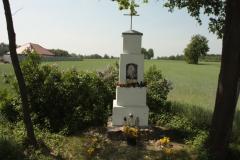 2018-05-04 Kolonia Głuchówek kapliczka nr1 (16)