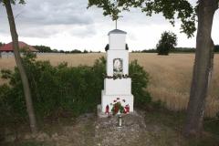 2018-07-01 Kolonia Głuchówek kapliczka nr1 (5)