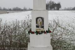 2018-12-20 Kolonia Głuchówek kapliczka nr1 (4)