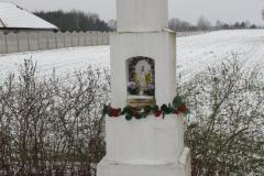 2018-12-20 Kolonia Głuchówek kapliczka nr1 (5)