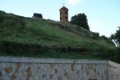 2006-08-14 Inowłódz - kościół mur. św. Idziego (1)