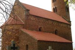 2006-08-14 Inowłódz - kościół mur. św. Idziego (13)
