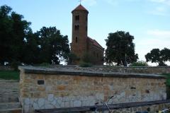 2006-08-14 Inowłódz - kościół mur. św. Idziego (2)