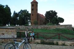 2006-08-14 Inowłódz - kościół mur. św. Idziego (3)