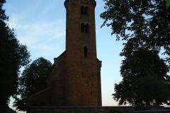 2006-08-14 Inowłódz - kościół mur. św. Idziego (4)
