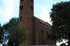 2006-08-14 Inowłódz - kościół mur. św. Idziego (5)