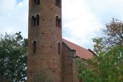 2006-08-14 Inowłódz - kościół mur. św. Idziego (8)