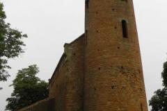 2011-07-31 Inowłódz - kościół mur. św. Idziego (1)